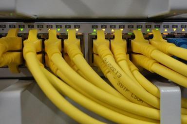 Kabely internetu