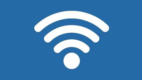Znak wi-fi