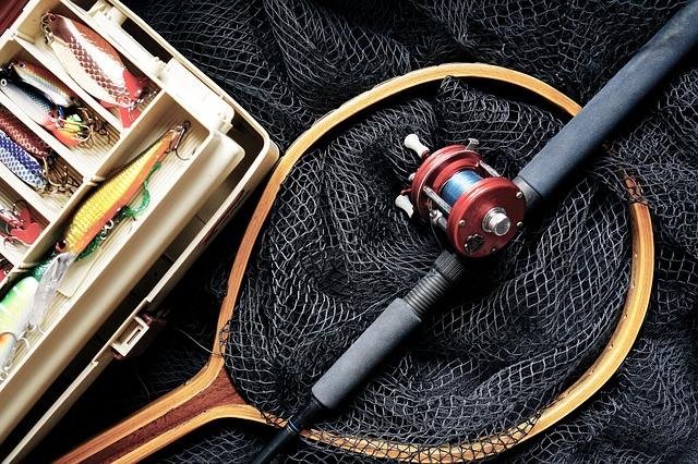 rybářský box