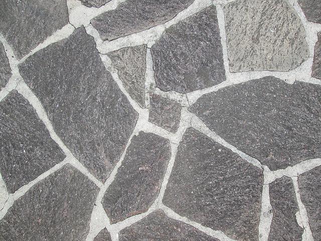 exteriér – obložení z kamene